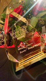 Extraordinary Banking Award
